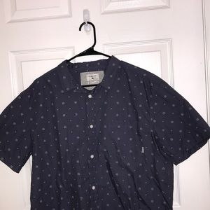 Quiksilver Button Down with Pocket